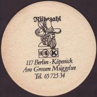 Beer coaster ji-gaststatte-rubezahl-1-zadek-small