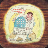 Beer coaster ji-proton-therapy-center-1-small