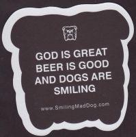 Pivní tácek ji-smiling-mad-dog-1-zadek-small