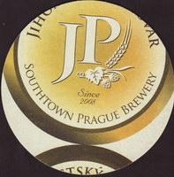 Beer coaster jihomestsky-2-zadek-small