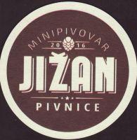 Pivní tácek jizan-1-small