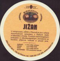 Pivní tácek jizan-2-zadek-small