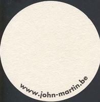 Pivní tácek john-martin-15-zadek