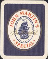 Pivní tácek john-martin-24