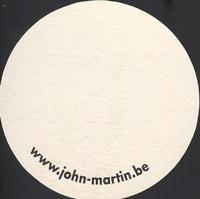 Pivní tácek john-martin-32-zadek