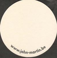 Pivní tácek john-martin-52-zadek-small
