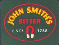 Pivní tácek john-smiths-1
