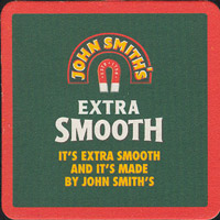 Pivní tácek john-smiths-12