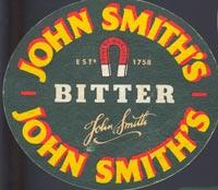 Pivní tácek john-smiths-2-oboje