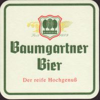 Beer coaster jos-baumgartner-20-small