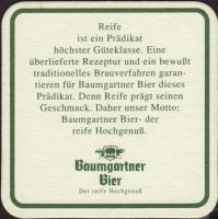 Beer coaster jos-baumgartner-20-zadek-small