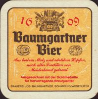 Beer coaster jos-baumgartner-21-zadek-small
