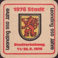 Beer coaster jos-baumgartner-23-zadek-small