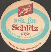 Beer coaster jos-schlitz-1-zadek-small