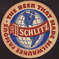 Beer coaster jos-schlitz-3-oboje-small