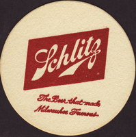 Beer coaster jos-schlitz-5-small