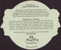 Pivní tácek jungberg-5-zadek-small