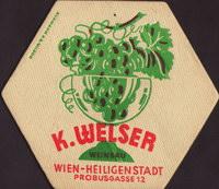 Beer coaster k-welser-1-oboje-small