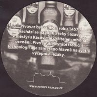 Beer coaster kacov-15-zadek-small