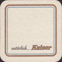 Pivní tácek kaiser-brau-37-zadek-small