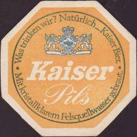 Pivní tácek kaiser-brau-41-zadek-small