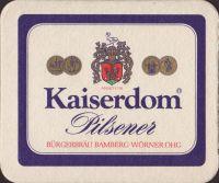 Pivní tácek kaiserdom-7-small