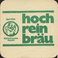 Beer coaster kaltenhausen-hochrein-brau-1-small