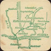 Beer coaster kaltenhausen-hochrein-brau-1-zadek-small