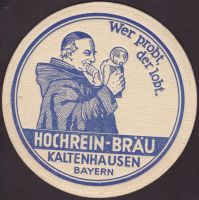 Beer coaster kaltenhausen-hochrein-brau-2-small