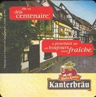 Beer coaster kanterbrau-1