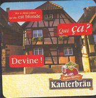 Beer coaster kanterbrau-10