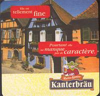 Beer coaster kanterbrau-11