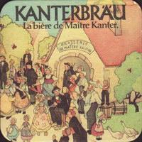 Beer coaster kanterbrau-39-small