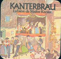 Beer coaster kanterbrau-4