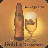 Beer coaster kanterbrau-46-zadek-small