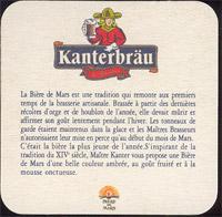 Pivní tácek kanterbrau-5-zadek