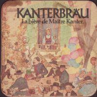 Pivní tácek kanterbrau-52-small