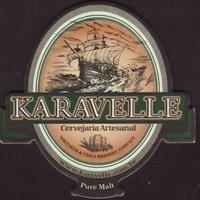 Pivní tácek karavelle-1-oboje