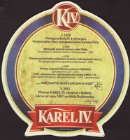 Beer coaster karel-IV-1-zadek-small