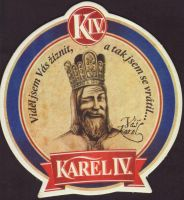 Beer coaster karel-IV-2-small