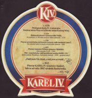 Beer coaster karel-IV-2-zadek-small