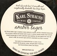 Beer coaster karl-strauss-2-zadek-small