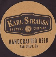 Beer coaster karl-strauss-6-small