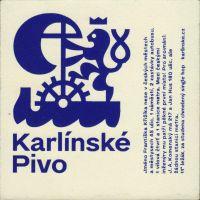 Beer coaster karlinske-1-small