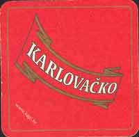 Pivní tácek karlovacko-5-oboje