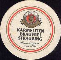 Pivní tácek karmeliten-karl-sturm-1