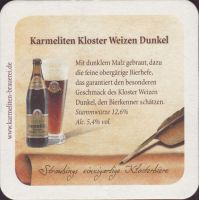 Pivní tácek karmeliten-karl-sturm-5-zadek-small