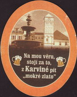 Beer coaster karpivovar-2-zadek-small