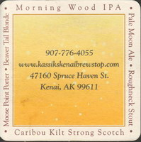 Beer coaster kassiks-kenai-brew-stop-1-zadek-small