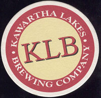 Beer coaster kawartha-lakes-1